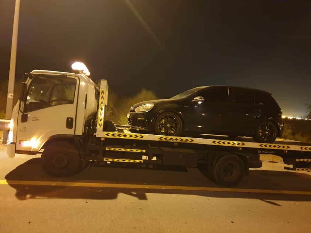 Car Recovery Towing Services